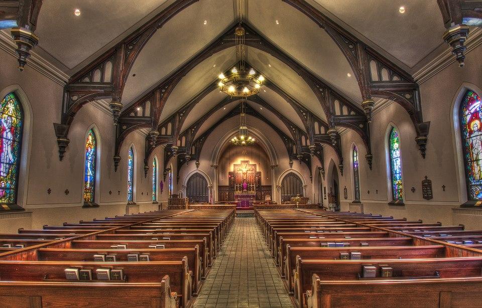 St Luke S Episcopal Church Weddings